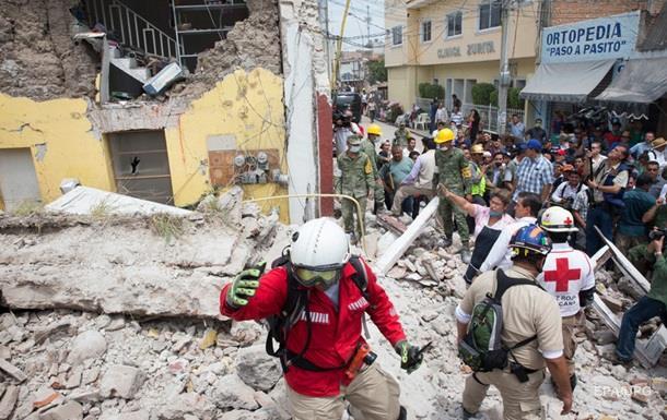 Землетрус у Мексиці: кількість жертв зросла до 230 осіб