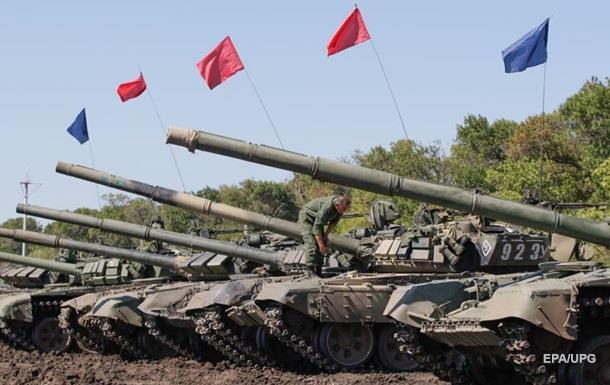 Беспилотник ОБСЕ обнаружил 48 танков сепаратистов