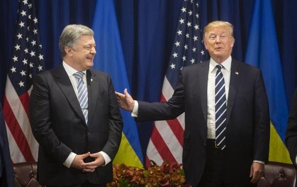 Итоги встречи Порошенко и Трампа