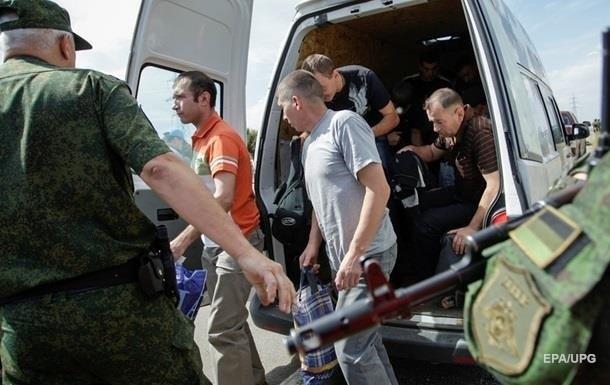 В Киеве назвали новые цифры по пленным на Донбассе
