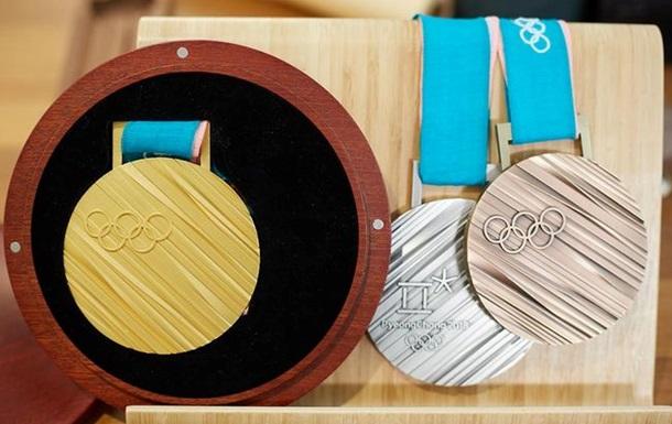 Південна Корея представила медалі Олімпіади-2018