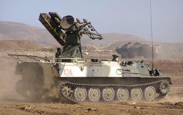 Військові РФ проводять масштабні стрільби в Криму