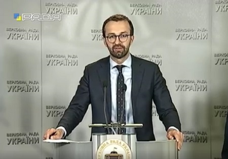 Дон Лещенко Антикоррупционный