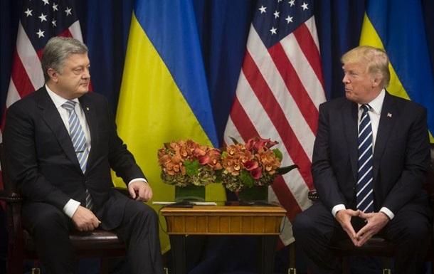 Порошенко: Україна і США збільшили товарообіг