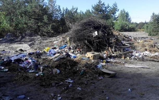Тимчук: Під Києвом АТОвцям дали землю на звалищі