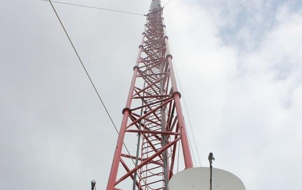 СМИ: Телевышка на Чонгаре транслирует радио России