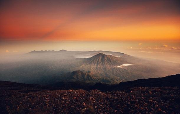 На Бали активизировался вулкан, ведется эвакуация людей