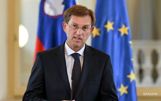 Премьер Словении не поедет в Хорватию из-за территориального спора