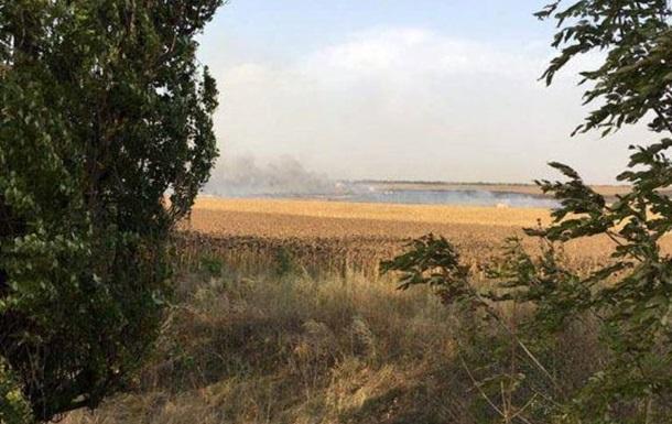 Пожежа на військовому складі під Маріуполем не є терактом - Жебрівський