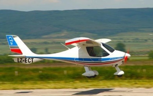 В Греции упал самолет: погибли два украинца