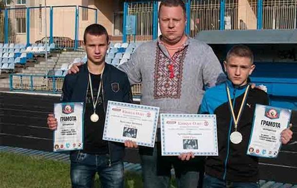 Депутат Київоблради Олег Кищук відзначив переможців міжнародного турніру з боксу