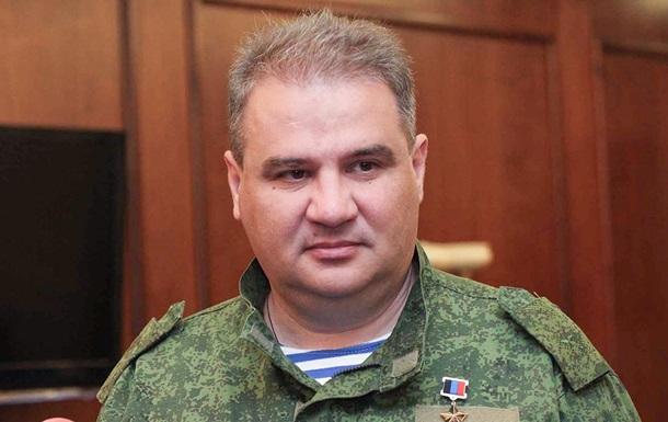 МВД Украины: пострадавший  министр ДНР  метил в кресло Захарченко