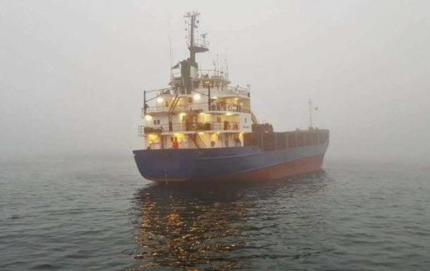 Шведы задержали пьяного российского капитана, посадившего судно на мель