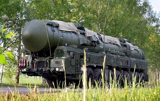 Росія проведе масштабні навчання ракетних військ