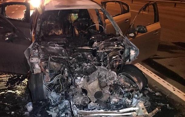 У Києві водій BMW влаштував смертельне ДТП і втік
