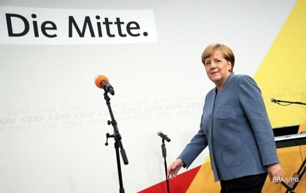Меркель озвучила сроки формирования правительства