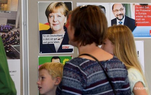 В Германии подсчитали все голоса на выборах