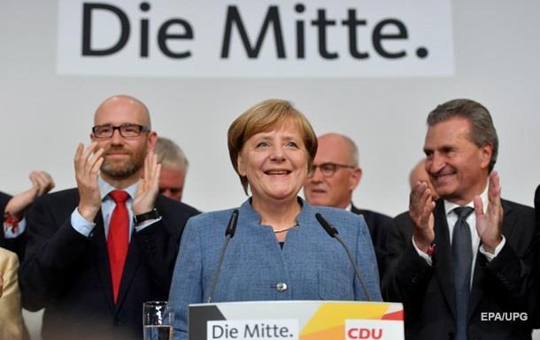 Итоги 24.09: Победа Меркель и гибель генерала РФ