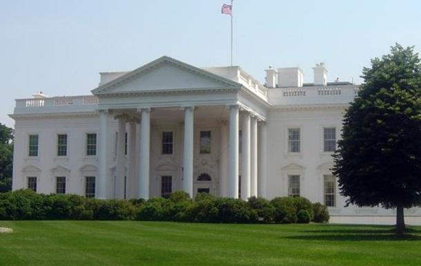 Затримано чоловіка, який справляв нужду біля Білого дому