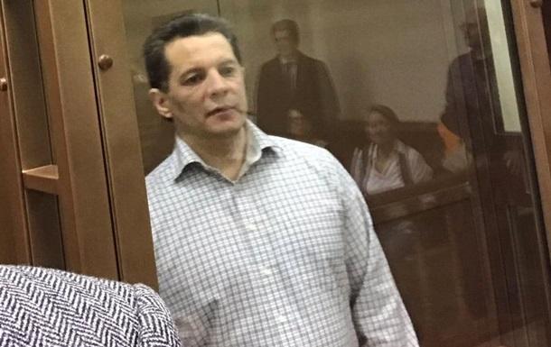 В России украинцу Сущенко продлили арест