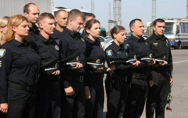 У Дніпрі відкрили пам ятник загиблим поліцейським