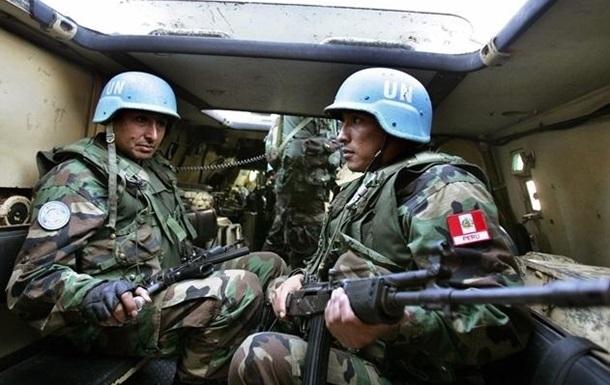 Войска ООН на Донбассе. Миссия невыполнима