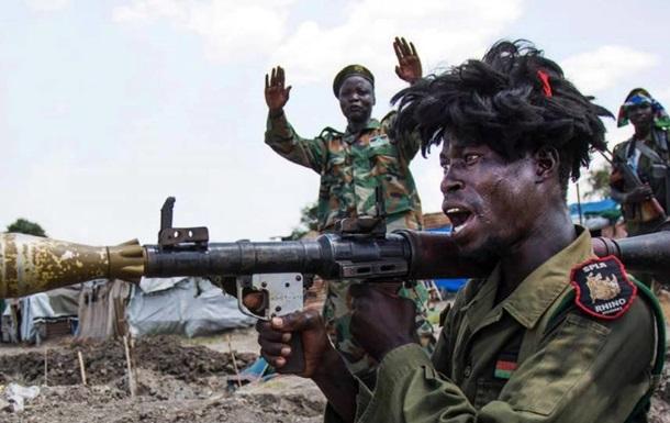 Київ звинуватили у продажі зброї Південному Судану