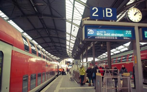 В бельгийском тоннеле застрял международный поезд