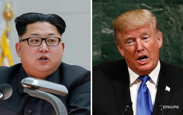 Белый дом назвал абсурдом  войну с КНДР