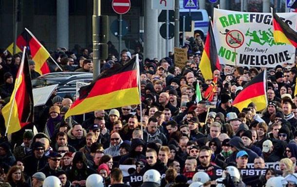 УльтраПравых немцев финансирует Кремль