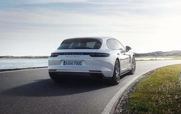 Porsche Panamera: фото