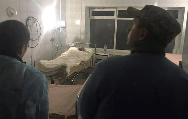 АТОвець, який брав участь у прориві Саакашвілі, впав у кому