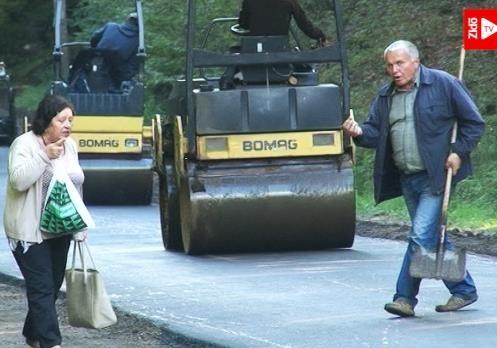 Майстер-клас від влади Ужгородщини: як втопити півтори мільйона у болоті (відео)