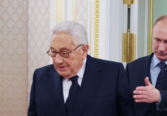 Кто станет новым Киссинджером?