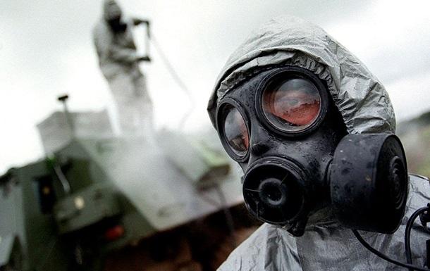 У РФ заявили про ліквідацію всієї хімзброї