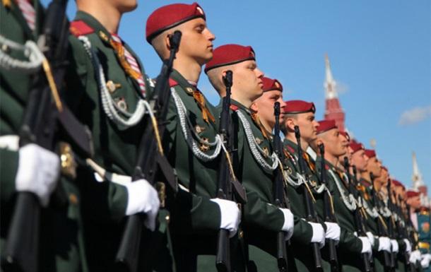 У РФ для генералів Росгвардії закуплять кришталеві погони