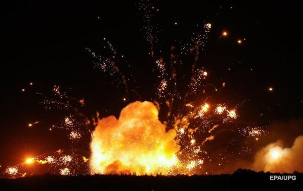 СБУ розслідує чотири версії пожежі в Калинівці