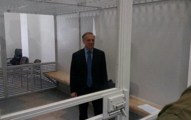 Лавриновича звільнили в залі суду