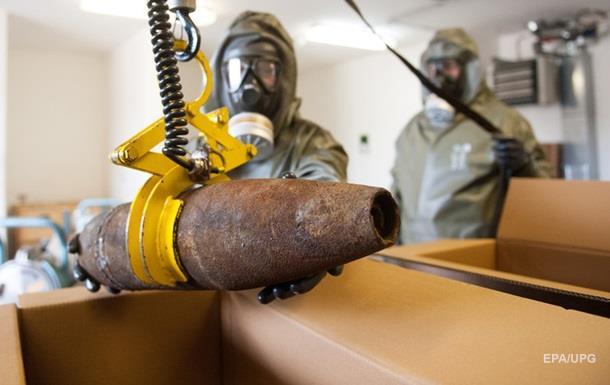 США подтвердили намерение уничтожить свое химическое оружие