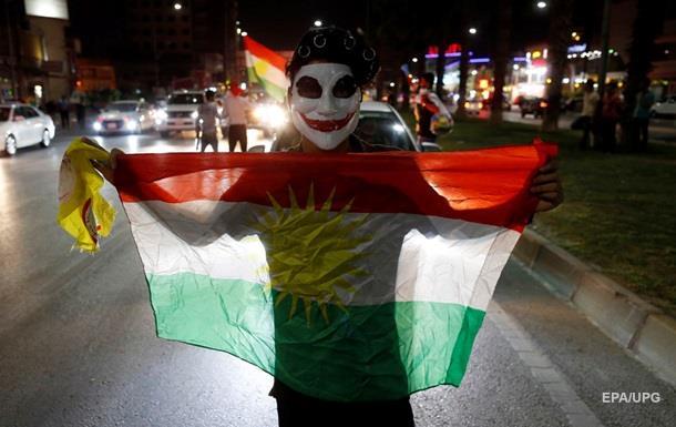 Иракские курды поддержали независимость