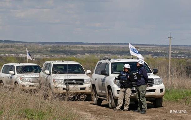 ОБСЕ: На Донбассе в августе пострадали 37 гражданских
