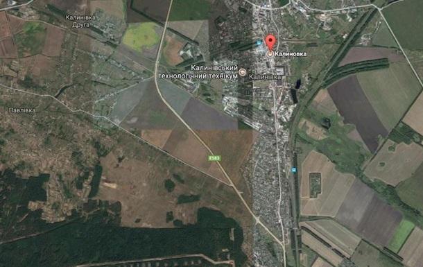 В районе Калиновки восстановили движение