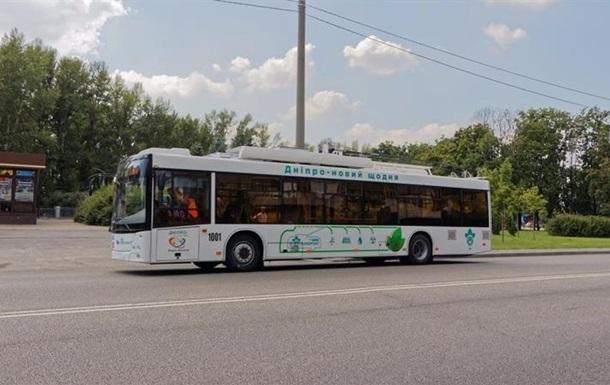 Днепр закупит новые троллейбусы на 74 млн