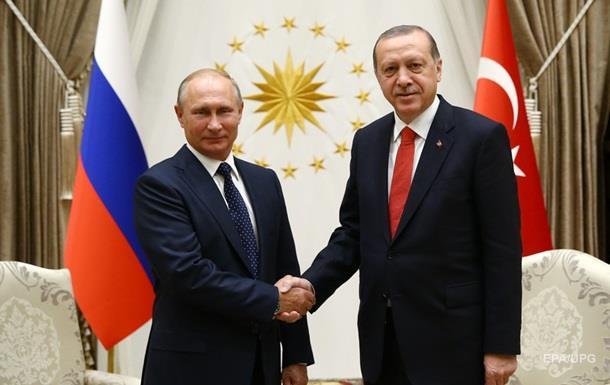 Путин: В Сирии созданы условия для окончания войны
