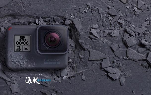 GoPro представила экшн-камеру нового поколения