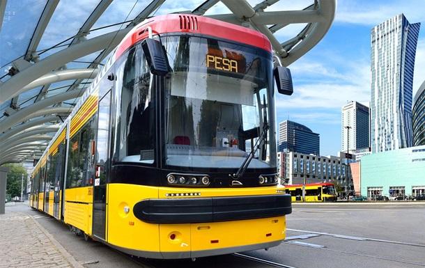 Польская компания планирует производить в Киеве трамваи - Кличко