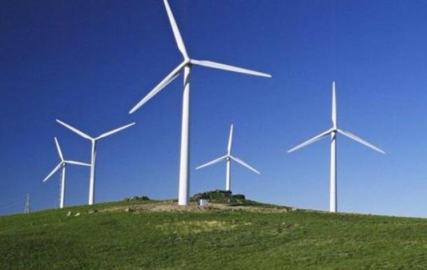 Зелена  енергетика України зросла майже в чотири рази