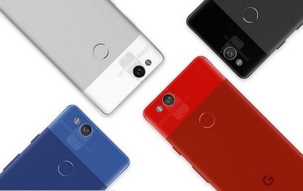 Google Pixel 2: новости