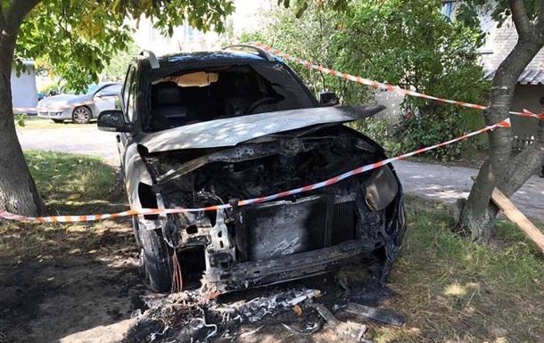 На Житомирщине взорвали авто депутата