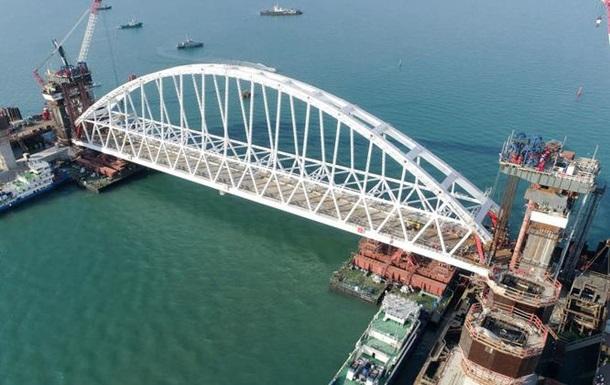 Киев будет судиться с РФ из-за керченского моста